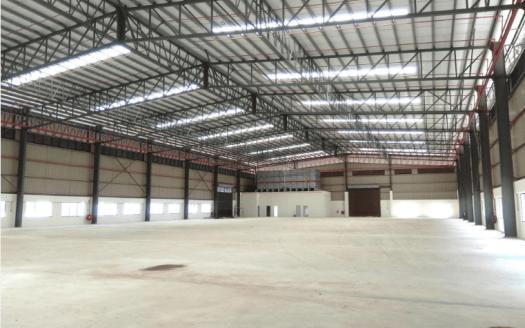 Gelang Patah Single Storey Detached Factory c/w Mezzanine Floor For Sales