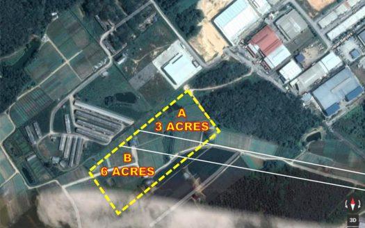 Kempas Agriculture Land for Sale