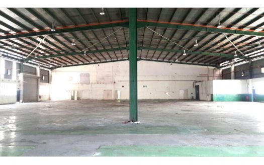 Tampoi Factory For Rent
