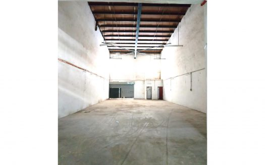 Factory in Kempas for Rent