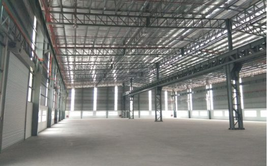 Single Storey Detached Factory At Silc, Nusajaya, Johor For Sales