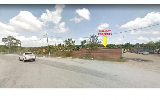 Kempas Industrial Land for Rent