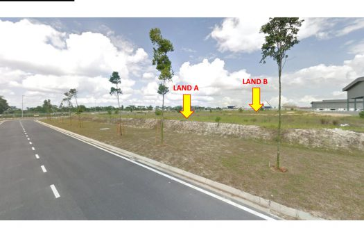 Sime Darby Pasir Gudang Industrial Land for Sales