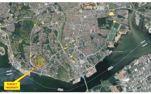 Johor Bahru Zoning Commercial Land of Sales