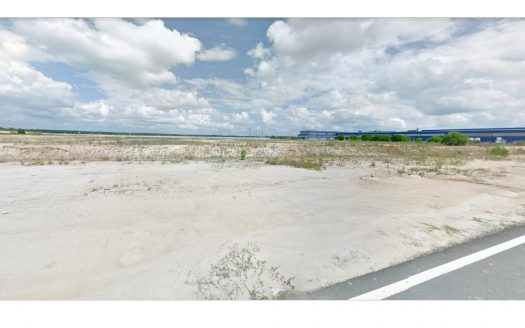 Pasir Gudang Heavy Industrial Land for Sales