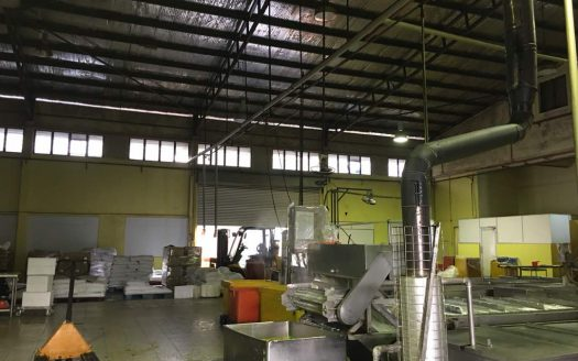 Factory at Tampoi for Rent