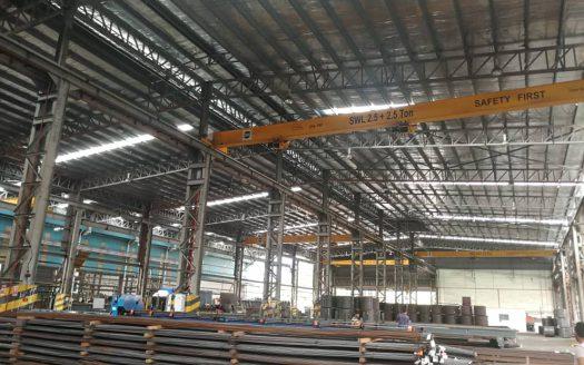 Factory at Desa Cemerlang