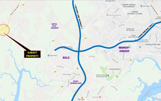 Pekan Nanas Medium Industrial Land For Sale